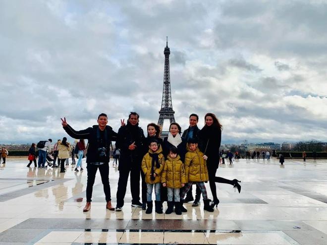 Kim Lý hôn Hồ Ngọc Hà đắm đuối dưới tháp Eiffel-4