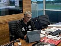 Man Utd chỉ mất 5 phút để dọn dẹp đồ đạc của HLV Mourinho