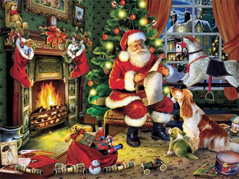 Mẹ nói thật đi, có ông già Noel trên đời không?-1