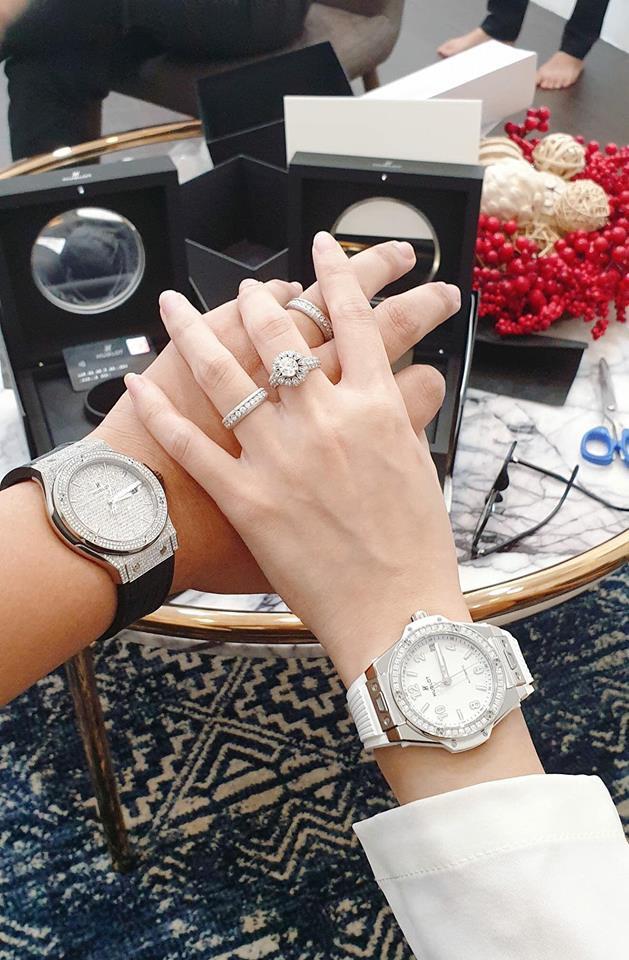 Đẳng cấp như Vân Navy: Mua xe tiền tỷ tặng chị, sắm nhẫn kim cương tặng chồng và khối tài sản kếch xù tuổi 28-2