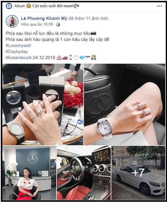 Đẳng cấp như Vân Navy: Mua xe tiền tỷ tặng chị, sắm nhẫn kim cương tặng chồng và khối tài sản kếch xù tuổi 28-5