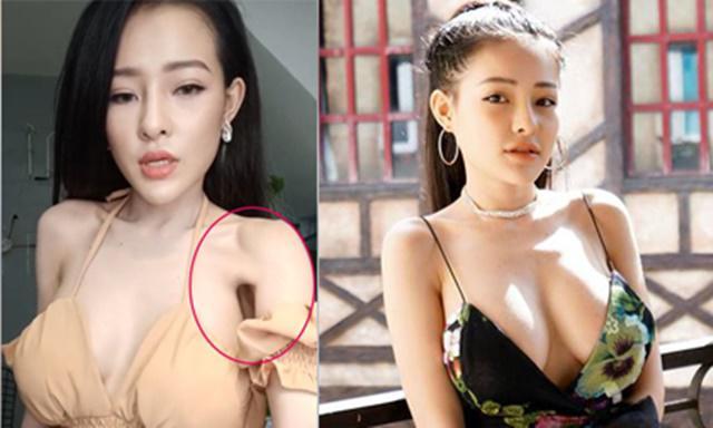 Bó tay trước muôn kiểu khoe vòng 1 của sao Việt: Người gây tranh cãi, kẻ lộ khuyết điểm-10