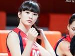 Không thể rời mắt: 2 nữ thần bóng chuyền đẹp như tiên giáng trần-6