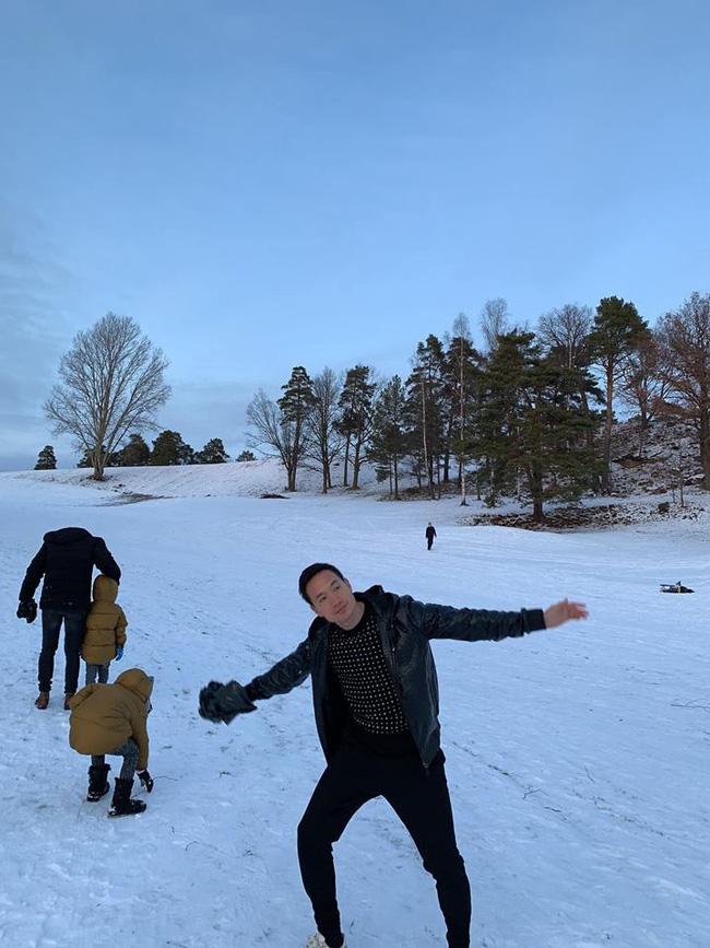 Đại gia đình nhà Hồ Ngọc Hà đã diện kiến họ nhà trai Kim Lý tại Thụy Điển-1