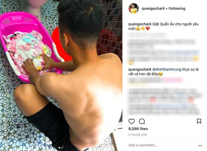 Hoa khôi ĐH Vinh sinh con cho Quế Ngọc Hải, tiết lộ: Giờ bỉm sữa ngày không ai nhắn tin-7