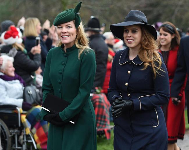 Kate và em dâu Meghan mặt đối mặt dự lễ Giáng Sinh và đây là cách họ trả lời cho tin đồn mâu thuẫn-9