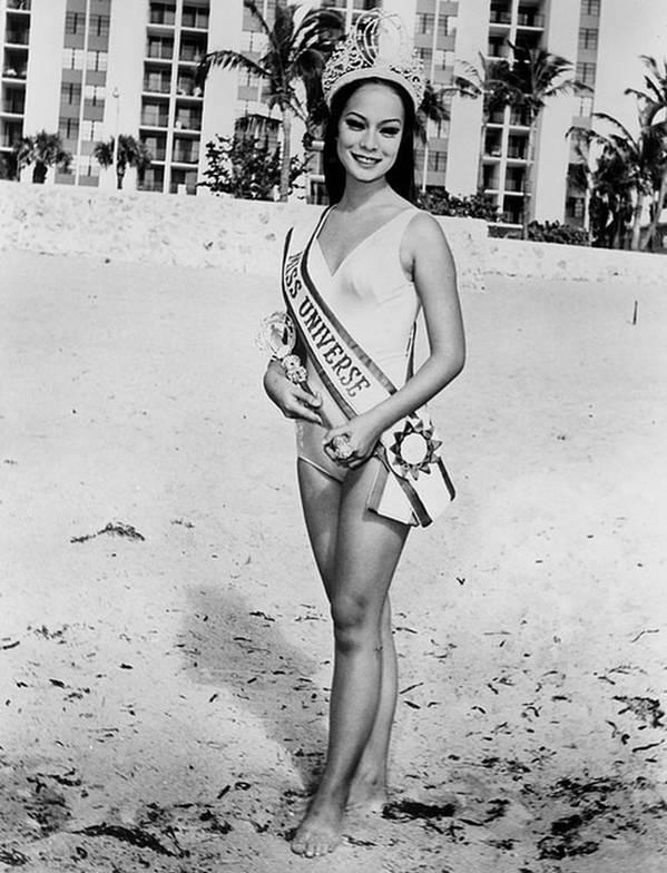 Đọ nhan sắc 4 mỹ nhân Philippines từng đăng quang Hoa hậu Hoàn vũ-2