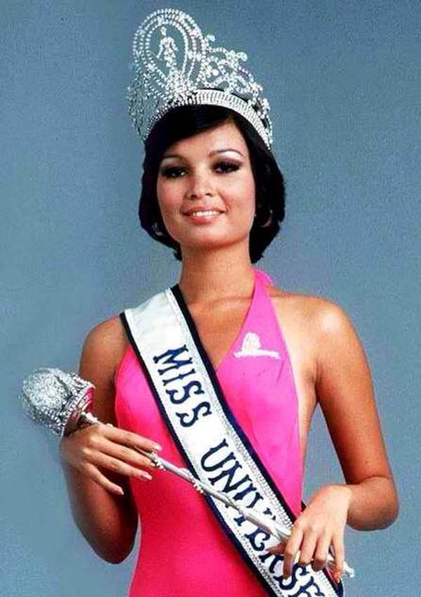 Đọ nhan sắc 4 mỹ nhân Philippines từng đăng quang Hoa hậu Hoàn vũ-4