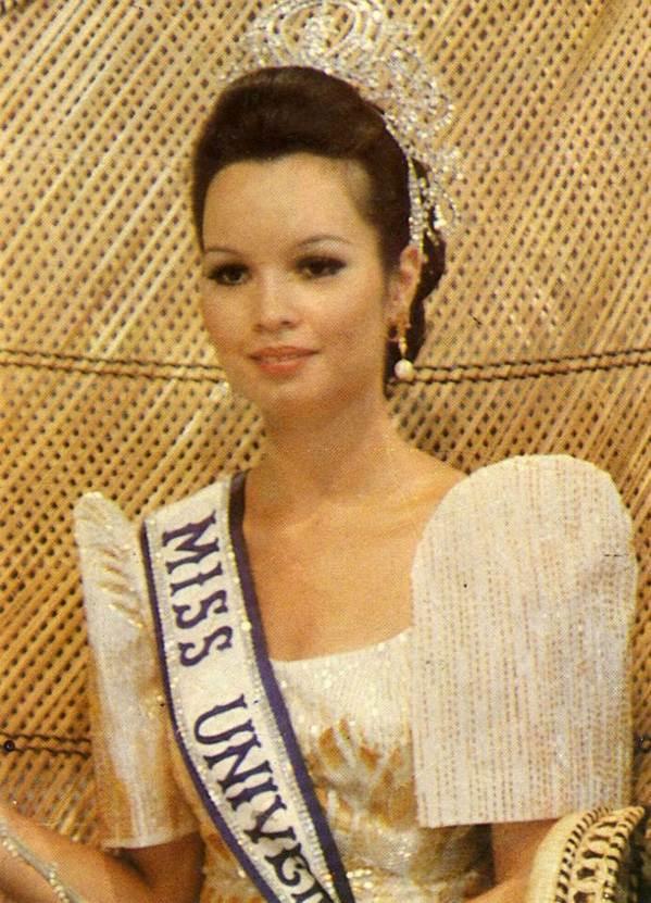 Đọ nhan sắc 4 mỹ nhân Philippines từng đăng quang Hoa hậu Hoàn vũ-5