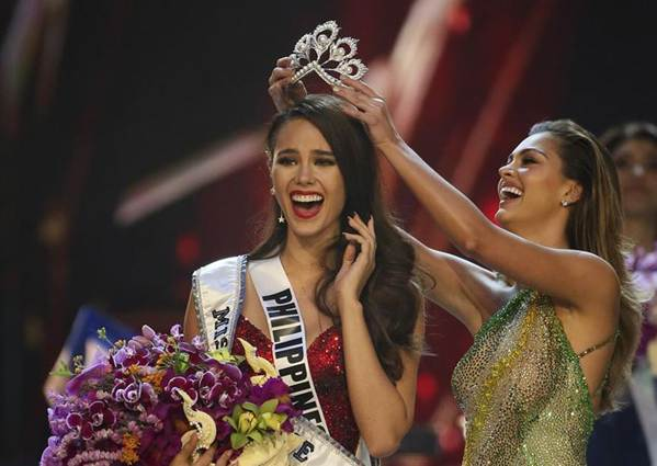 Đọ nhan sắc 4 mỹ nhân Philippines từng đăng quang Hoa hậu Hoàn vũ-10