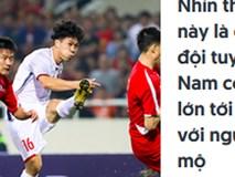 Nhìn thống kê này là đủ thấy đội tuyển Việt Nam có sức hút lớn tới mức nào với người hâm mộ