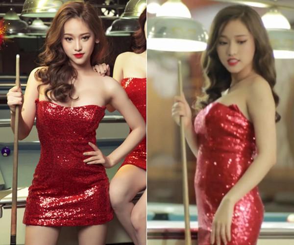 Hot girl thị phi Thúy Vi đăng ảnh sexy chúc mừng Giáng sinh, dân tình chỉ nhìn thấy bất thường ở vòng 2-10