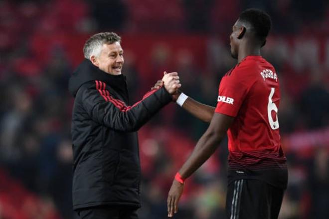 Pogba lập cú đúp, Man Utd thắng trận thứ 2 dưới thời Solskjaer-1