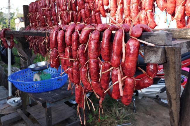 Độc đáo món lạp xưởng có cả cơm nguội, lọt top 50 món ăn đặc sản nổi tiếng Việt Nam-2