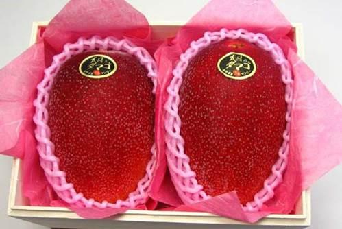 Những loại quả đắt tiền màu đỏ mà nhà giàu thường mua dịp Tết cho may mắn-1
