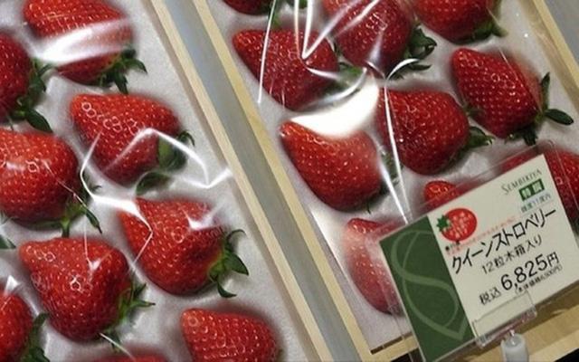 Những loại quả đắt tiền màu đỏ mà nhà giàu thường mua dịp Tết cho may mắn-7