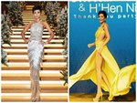 Cuộc chiến váy áo showbiz thêm căng thẳng khi HHen Niê liên tục đụng độ với loạt mỹ nhân-19