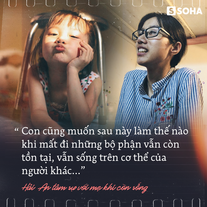 Thiên sứ 7 tuổi hiến giác mạc: Con yêu mẹ, mẹ đừng quên con nhé!-1