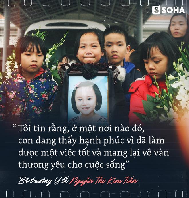 Thiên sứ 7 tuổi hiến giác mạc: Con yêu mẹ, mẹ đừng quên con nhé!-7