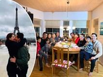 Gia đình Hà Hồ dùng bữa cơm thân mật với bố mẹ Kim Lý, fan hâm mộ mong mỏi một đám cưới trọn vẹn