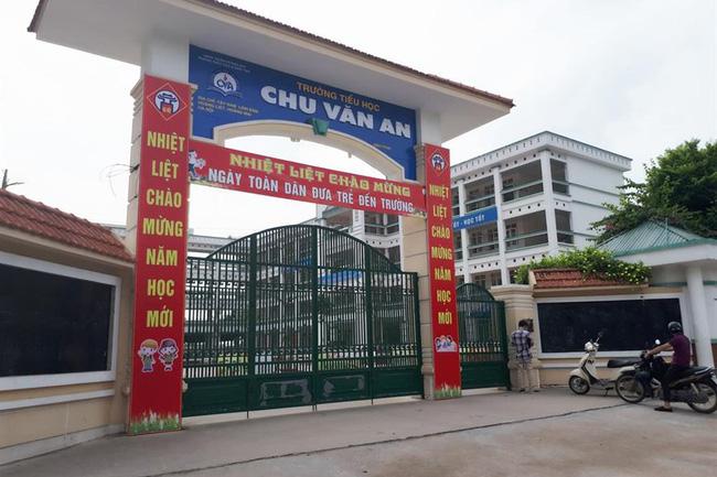 Hà Nội: Phát hiện nước uống tại trường tiểu học nhiễm khuẩn mủ xanh (Pseudomonas)-4