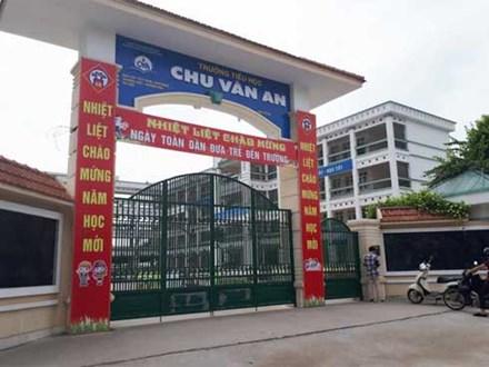 Hà Nội: Phát hiện nước uống tại trường tiểu học nhiễm khuẩn mủ xanh (Pseudomonas)