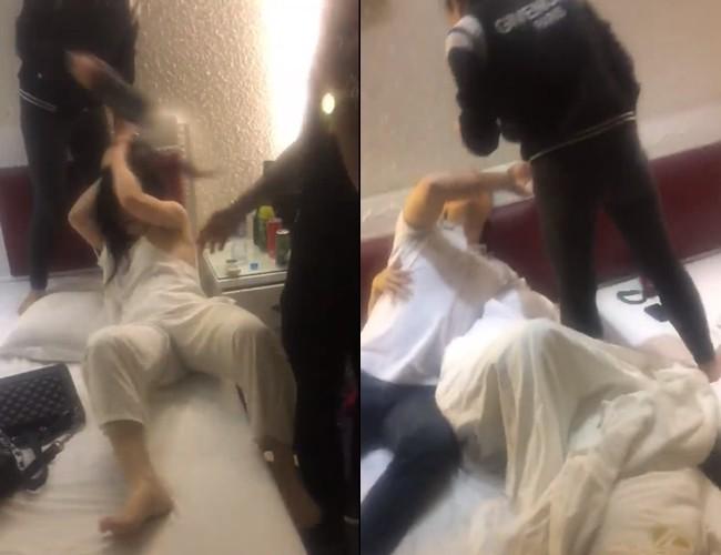 Cô gái lên tiếng sau clip đánh ghen, xách giày liên hoàn cước vào mặt 2 nữ nhân ở cùng khách sạn với chồng mình-2