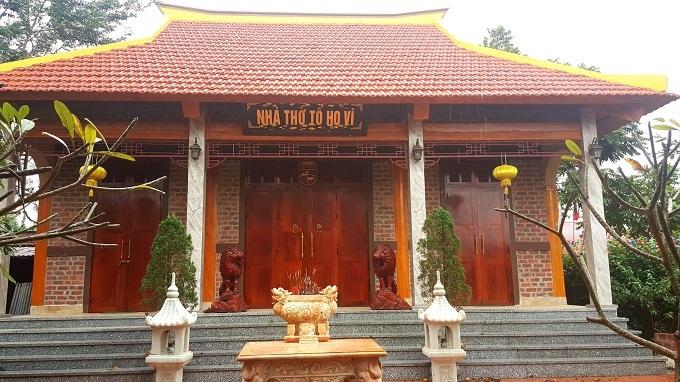 Biệt phủ 4000 m2 của vị Tổng đốc giàu có một thời ở Lạng Sơn-13