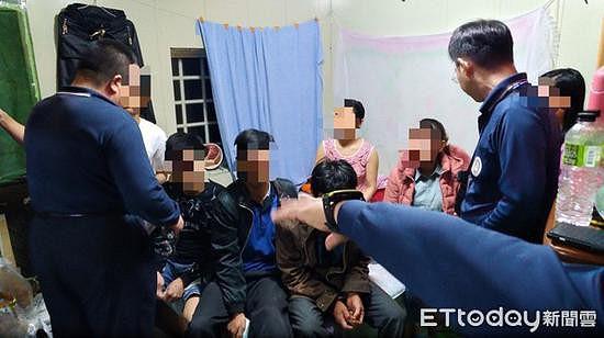 Đài Loan bắt được 14 du khách Việt bỏ trốn, 1 cô gái Việt bị nghi xuất hiện ở nhà thổ-3