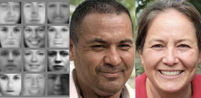 AI đã có thể tạo ra những gương mặt như người thật-1