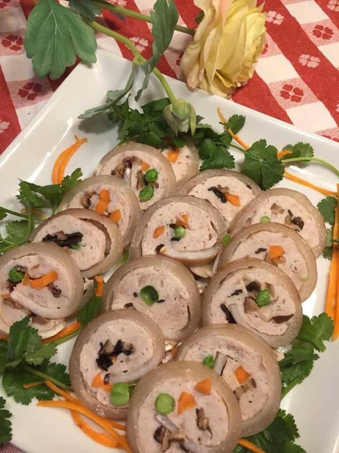 Mẹ Việt ở Đức chia sẻ món giò gà mà ai nhìn vào cũng phải bật cười-5