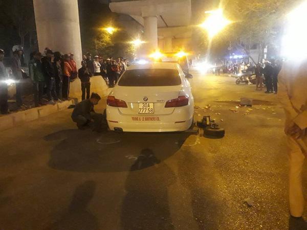 """Cô gái chết thảm sau va chạm với xe BMW: Chỉ 5 giây cô ấy đã không còn nguyên vẹn""""-1"""