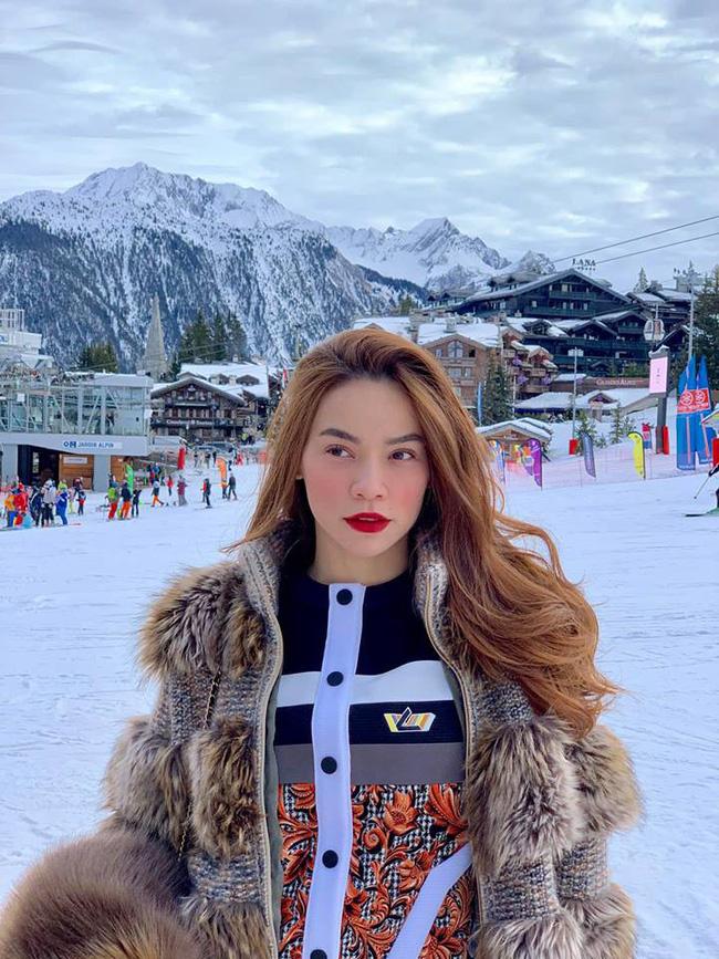 Không chỉ khoe tình yêu ngọt ngào cùng Kim Lý, chuyến du lịch của Hồ Ngọc Hà cũng cực kỳ sang chảnh-5