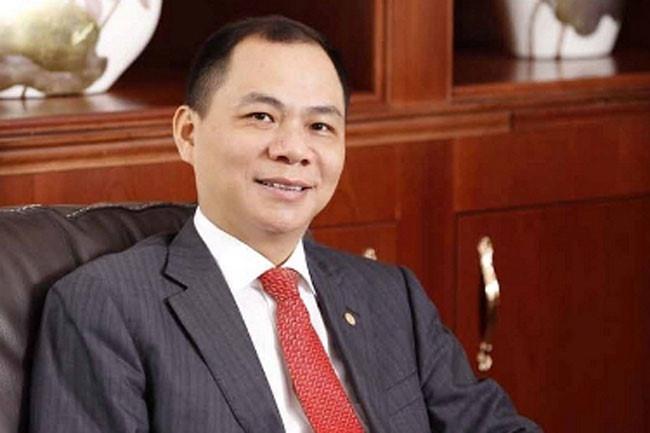 Những cặp vợ chồng doanh nhân quyền lực nhất Việt Nam-1