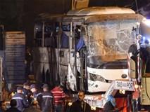 Đoàn khách của Saigontourist gặp nạn tại Ai Cập ngay trước lúc về