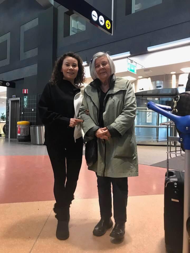 """Sau buổi gặp gỡ bố mẹ Kim Lý, mẹ của Hồ Ngọc Hà bất ngờ nhận xét thế này về ông bà thông gia"""" tương lai-10"""