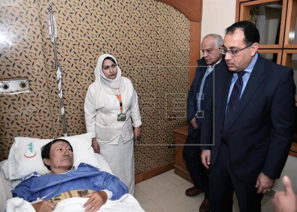 Những hình ảnh đầu tiên về nạn nhân người Việt sau vụ đánh bom khiến hàng chục người thương vong ở Ai Cập-1