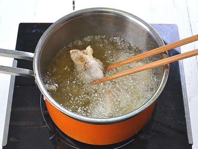 Học người Hàn làm món cá chiên xốt mặn ngọt ngon cơm hết ý-2