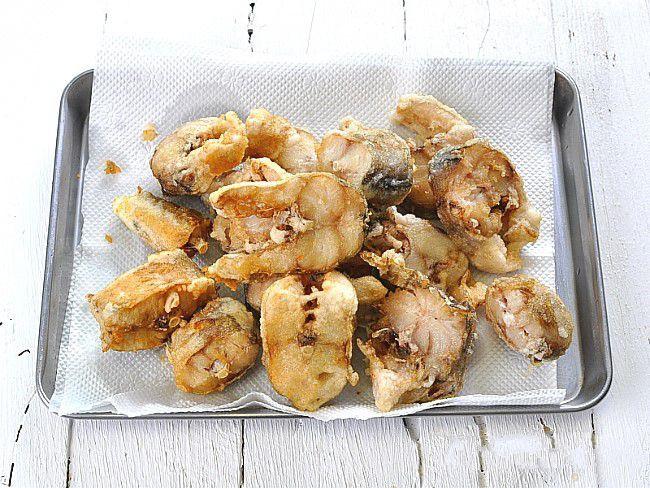 Học người Hàn làm món cá chiên xốt mặn ngọt ngon cơm hết ý-3