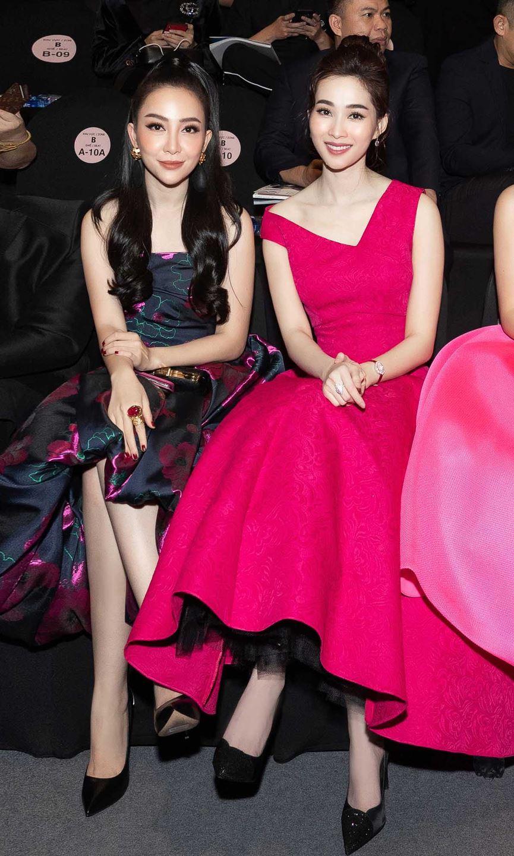 Hoa hậu Thu Thảo tái xuất sau sinh con, vẫn đẹp tựa thần tiên tỷ tỷ-6