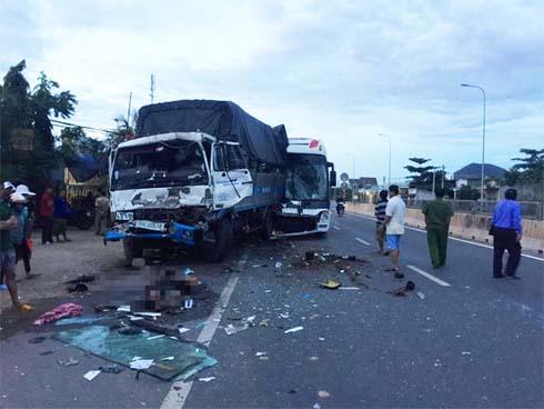 Ngày đầu nghỉ Tết Dương lịch: 27 người chết vì tai nạn giao thông-1