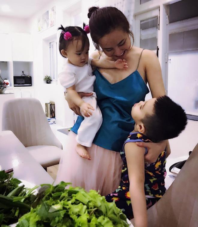 Bị tố giật chồng Việt kiều Mỹ hơn 15 tuổi, cuộc sống làm mẹ của Vy Oanh giờ ra sao?-2