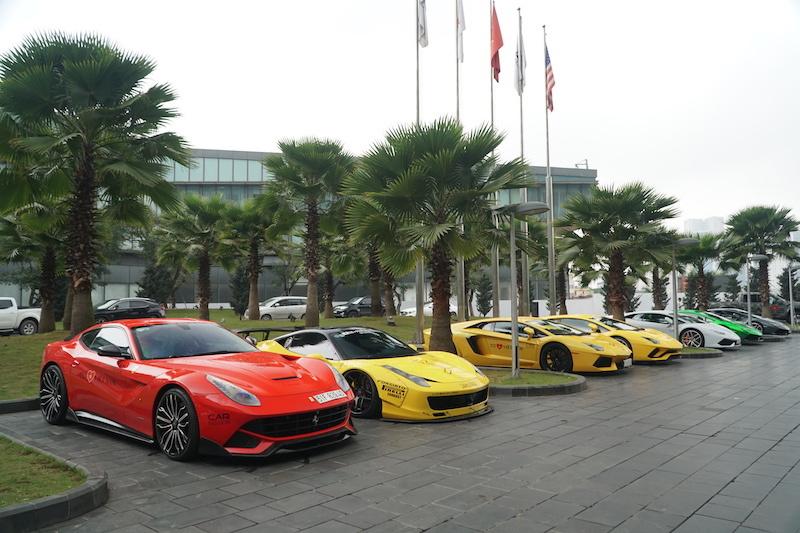 Những đại gia chi triệu đô chơi siêu xe ở Việt Nam-1
