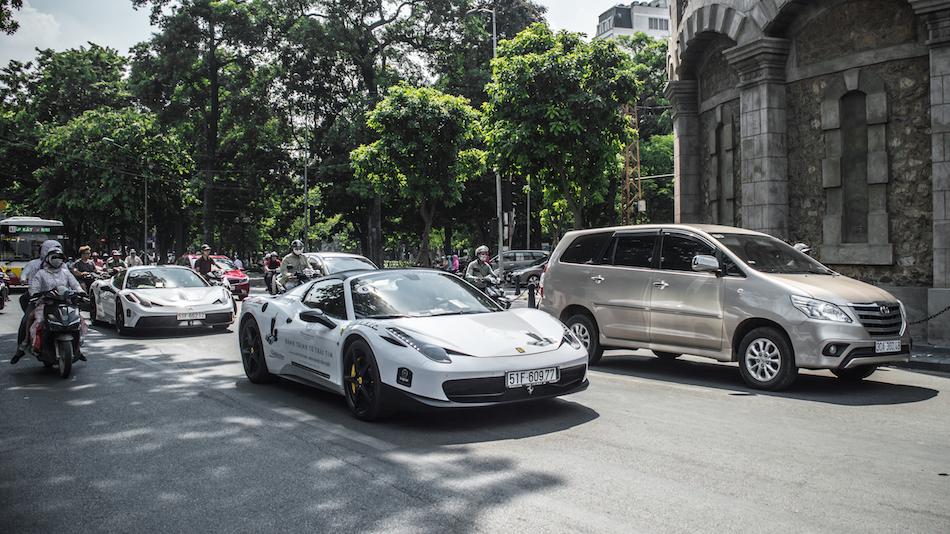 Những đại gia chi triệu đô chơi siêu xe ở Việt Nam-3