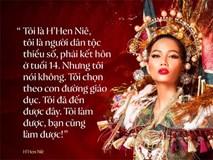 H'Hen Niê xuất hiện trong đề thi chọn học sinh giỏi Ngữ văn với đoạn phát biểu gây sốt ở Miss Universe 2018