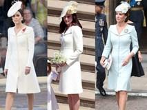 Đừng vội nghĩ Công nương Kate tiết kiệm khi diện lại 1 thiết kế, kỳ thực cô ấy mua hẳn phiên bản khác màu đấy!