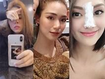 Muôn kiểu đáp trả của mỹ nhân Việt khi gương mặt vướng thị phi 'đập đi xây lại' trong năm 2018