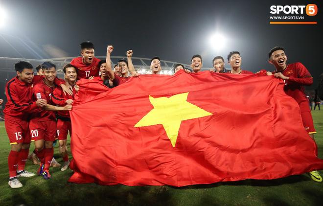 Hành trình kỳ diệu của bóng đá Việt Nam trong năm 2018 qua ảnh-22