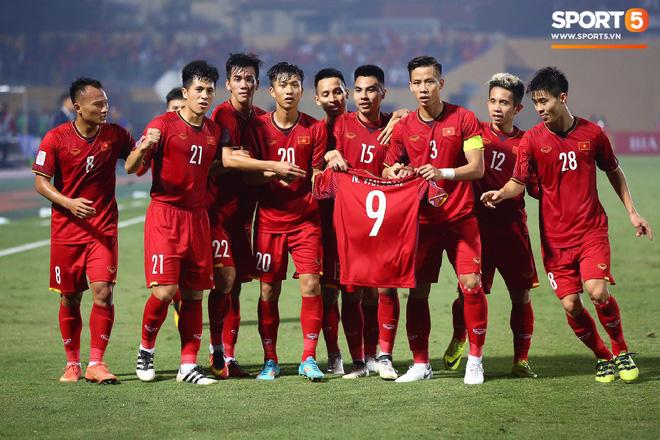 Hành trình kỳ diệu của bóng đá Việt Nam trong năm 2018 qua ảnh-13