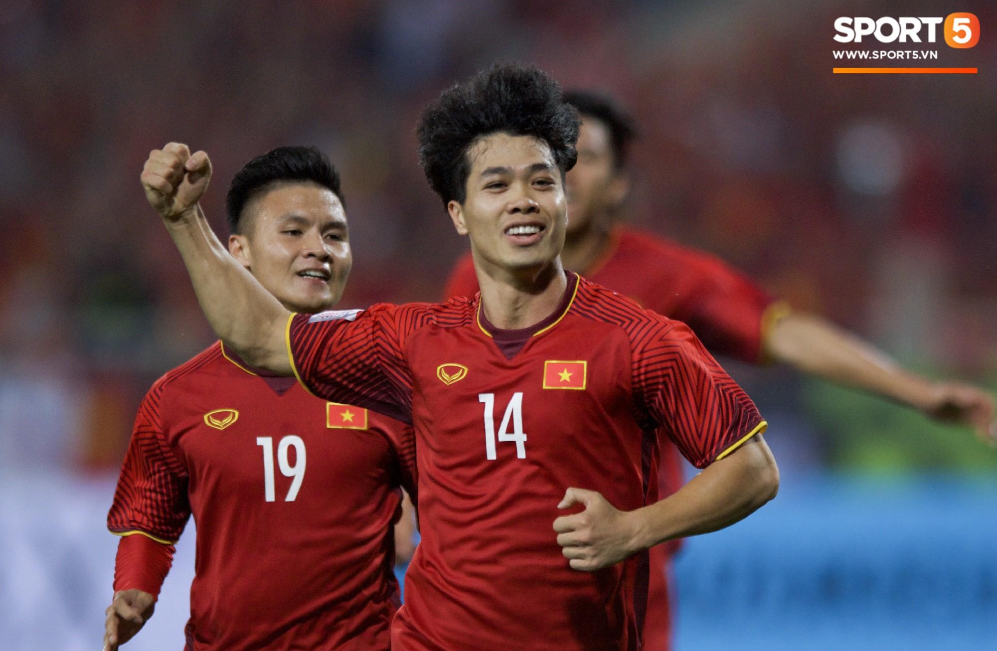Hành trình kỳ diệu của bóng đá Việt Nam trong năm 2018 qua ảnh-15